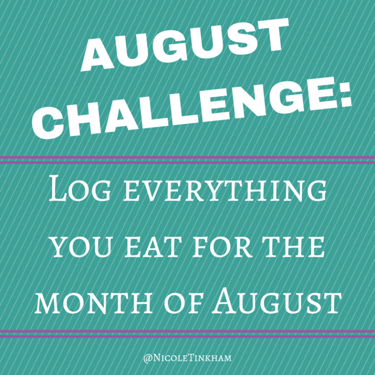 AUGUST CHALLENGE_