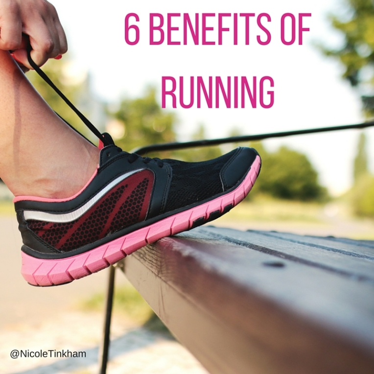 6 Benefits of running
