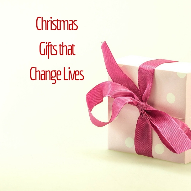 Christmas Gifts that Change Lives