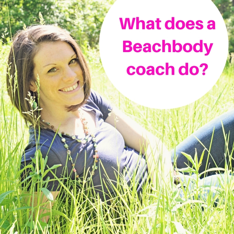 What does a Beachbody coach do_
